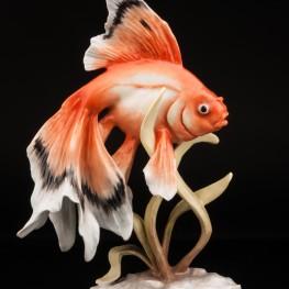 Золотая рыбка, Rosenthal, Германия, 1934-56 гг