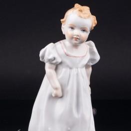 Девочка с куклой, Meissen, Германия, 1995 г